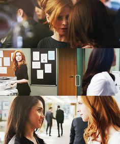 Suits - Donna & Rachel