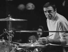 Buddy Rich, greatest drummer of all time