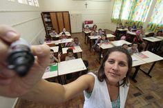 Início do ano Letivo nas Escolas Municipais.