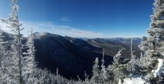 The view from East Osceola a few weeks ago in the White Mountain National Forest #hiking #camping #outdoors #nature #travel #backpacking #adventure #marmot #outdoor #mountains #photography