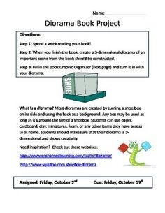 Pinterest     The world     s catalog of ideas Pinterest This is a great alternative to a typical book report project  I designed this as a homework project for my graders  During week   students read the