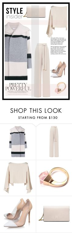 """""""Untitled #775"""" by lulubelle1972 on Polyvore featuring Vince, Gucci, Gianvito Rossi, Tiffany & Co. and Calvin Klein"""