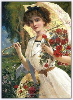 Emile Vernon (1872 - 1919)   Fransız Ressam - Sayfa 3 - Forum Gerçek