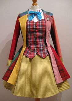 Femme Sixth Doctor Who Cosplay Colin Baker Hand by Frockasaurus