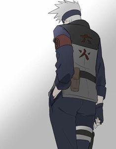 Kakashi Hatake Hokage ♥w♥ Naruto Kakashi, Anime Naruto, Kakashi Hatake Hokage, Naruto Fan Art, Shikamaru, Manga Anime, Kakashi Funny, Hatake Clan, Manga Art