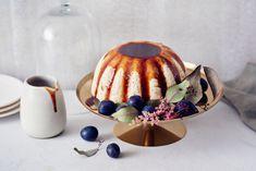 Piparijäädyke piparikastikkeella Panna Cotta, Cheesecake, Ice Cream, Cookies, Baking, Ethnic Recipes, Desserts, Christmas, Food