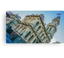 The Old Town Hall - Bendigo, Victoria Canvas Print