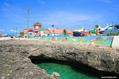 George Town, Grand Cayman. Compact and colorful, this port is known for its signature Caribbean experiences. Think boating, snorkeling, beach breaks, and meeting friendly stingrays at a sandbar.