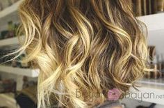 Maşasız dalgalı saçlar için 8 yöntem