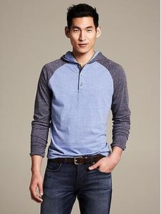 Vintage Hooded Pullover