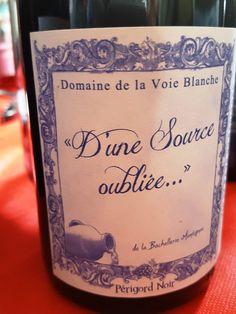 Domaine de la Voie Blanche Vins du Périgord Noir | Sous les pavés ...