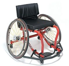 Sunrise Medical Quickie All Court Basketball Wheelchair
