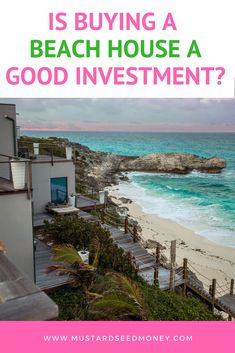 Ever wonder if a rental beach house property would be a good investment? Check out this article, as I ran the numbers to see if it would be a wise idea. Preparing For Retirement, Retirement Planning, Early Retirement, Investment Firms, Investment Companies, House Property, Rental Property, Ways To Save Money, Money Tips
