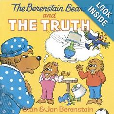 """The Berenstain Bears and The Truth"" to earn the Mari petal - Responsible for What I say and Do."