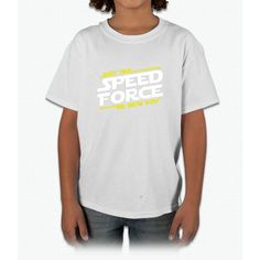 May The Speed Force Be With You Young T-Shirt