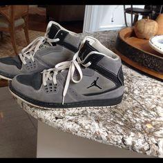 low priced 330c7 13687 Jordan Shoes   Nike Jordan Men S Sneakers   Color  Gray   Size  11.5