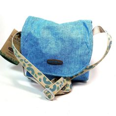 Keen Crossbody Blue Handbag Messenger Bag Travel Purse Adjustable Strap #KEEN #CrossbodyMessenger