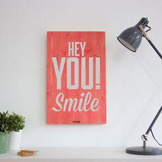 www.misswood.es carteles de madera personalizados :)