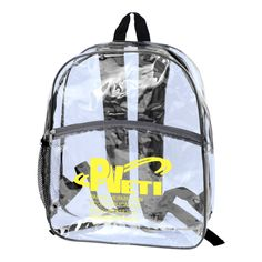 45 best clear vinyl backpacks with your own logo images on pinterest