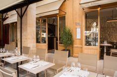 Les Fables de la Fontaine - Modern Restaurant Paris