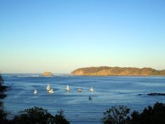 The gorgeous view from Hotel Guanamar Playa Carrillo #costarica | monteverdetours.com
