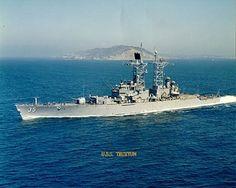 USS Truxtun (DLGN-35)