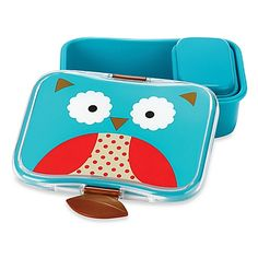 PURCHASED - Skip Hop Zoo owl lunch kit