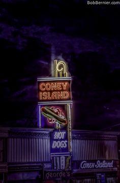 Day 299- George's Coney Island  by Bob Bernier on 500px