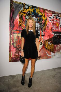 A Parisian in Milan - Anna Dello Russo. Photo by Daniele Venturelli/Getty Images.3