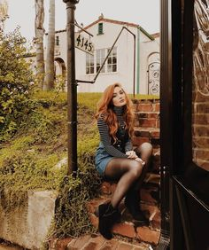 Picture of Danielle Victoria Perry Beautiful Redhead, Beautiful Women, Beautiful Freckles, Danielle Perry, Danielle Victoria, Olivia Rose, Mary Jane Watson, The Girl Who, Sweater Weather