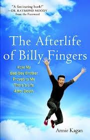 My review of the book The Afterlife of Billy Fingers   http://suzysomedaysomewhere.blogspot.co.nz/2014/10/book-review.html