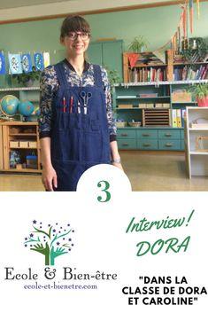 Dora, Afin, Voici, Interview, State School, Teaching, 6 Year Old, Beginning Sounds
