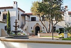 spanish colonial homes - Google Search