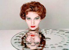 1950s makeup - greenVogue1958.