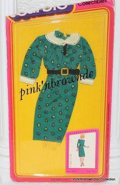 Barbie Collectibles Best Buy Fun Favorites 1981 Vintage Fashion 2772 MI NRFP | eBay