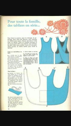 Titp Tablier japonais lin (style linge particulier ) j adooooore
