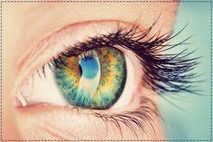 Aby mieć piękne oczy nie wystarczy tylko makijaż. Pamiętaj, aby dać im odpocząć - dobrze się wyśpij i rób przerwy podczas pracy przy komputerze :)
