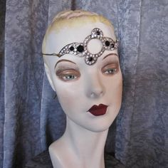 1920s Authentic  Gatsby Flapper Deco by UnforgettableVintage, $165.00