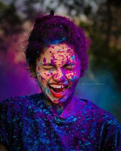 - Throwback to HOLI 2018 . To get featured on our page use our official hashtag & tag us . Festival Photography, Color Photography, Photography Photos, Creative Photography, Nature Photography, Conceptual Photography, Fashion Photography, Holi Girls, Kerala