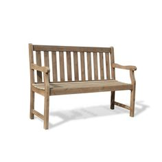 Renaissance Eco-friendly Outdoor Hand-scraped Hardwood Garden Bench, As Shown Hand Scraped Hardwood, Patio Bench, Outdoor Benches, Wood Patio, Outdoor Living Furniture, Garden Furniture, Teak Wood, Porch Swing, Renaissance
