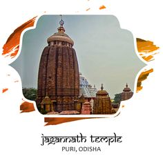 The Jagannath Temple in Puri, Odisha is built on a gigantic raised platform of about 4,20,000 sq.ft. It is enclosed within walls that are seven meters high and is pierced by four gates facing four different directions.This temple is famous for the annual Rath Yatra, or chariot festival where the three main temple deities are hauled on huge and elaborately decorated temple cars. #purepractices