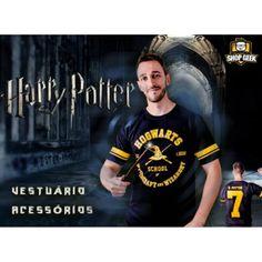 Camiseta Harry Potter.