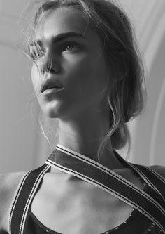 PHOTOGRAPHY: Jens Langkjær CREATIVE DIRECTION: Rikke Baumgarten & Helle Hestehave ART DIRECTION & GRAPHIC DESIGN: Femmes Regionales HAIR & MAKEUP: Line Bille / Scoop Artists MODEL: Line Brems / Le Management