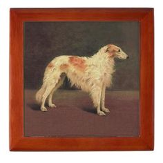 Borzoi by Francis Fairman - Kenzie one day. Non Plus Ultra, Greyhound Art, Afghan Hound, Lurcher, Retro Ideas, Dog Paintings, Hound Dog, Decorative Tile, Whippet