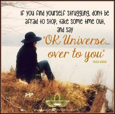 Ok Universe...over to you.