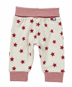 Mothercare Mix & Match Star Joggers - Red £5