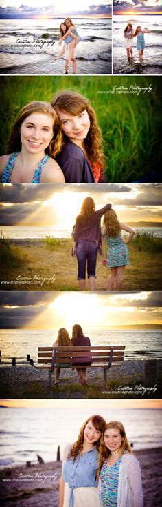 best friend senior picture ideas for girls | best friends do their senior pictures together