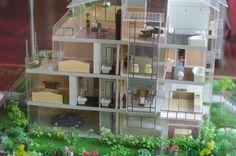 A Dollhouse Model: Suburban Chengdu Real Estate Development   Flickr - Photo Sharing!