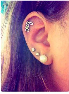 #Ear #piercing