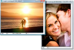 photo merging and other tutorials.